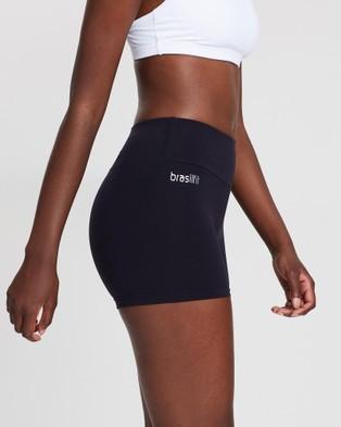 Brasilfit Supplex Shorts - Shorts (Black)