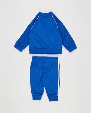 adidas Originals Adicolor SST Tracksuit   Babies Kids - Pants (Team Royal Blue & White)