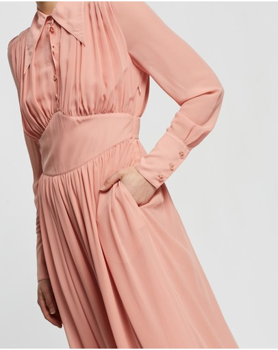 Karen Walker Botanist's Dress Pink