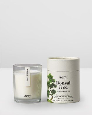 Aery Living Botanical 200g Soy Candle - Candles (Multi)