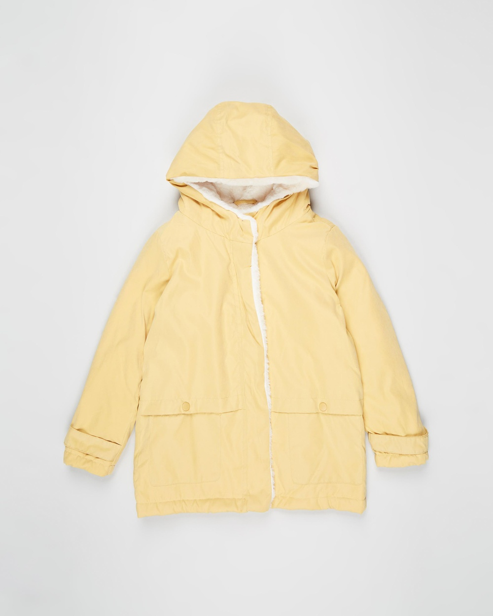 Cotton On Kids Florence Parker Jacket Teens Coats & Jackets Honey Gold Kids-Teens