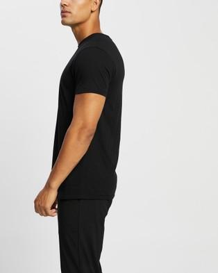 Brixton BB Bohemian SS Tailored Tee - Shirts & Polos (Black)