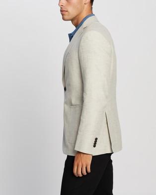 Rodd & Gunn Kennedy Bay Sports Fit Jacket - Suits & Blazers (Natural)
