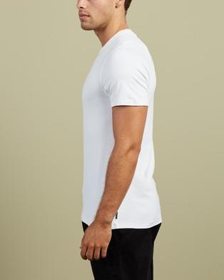 Christopher Raeburn - Rae Graphic Tee T-Shirts & Singlets (Raeburn White)