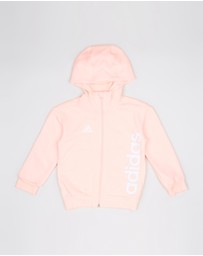 adidas Performance - Full Zip Hoodie - Kids