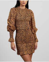 Bec + Bridge - Lions Den Mini Dress