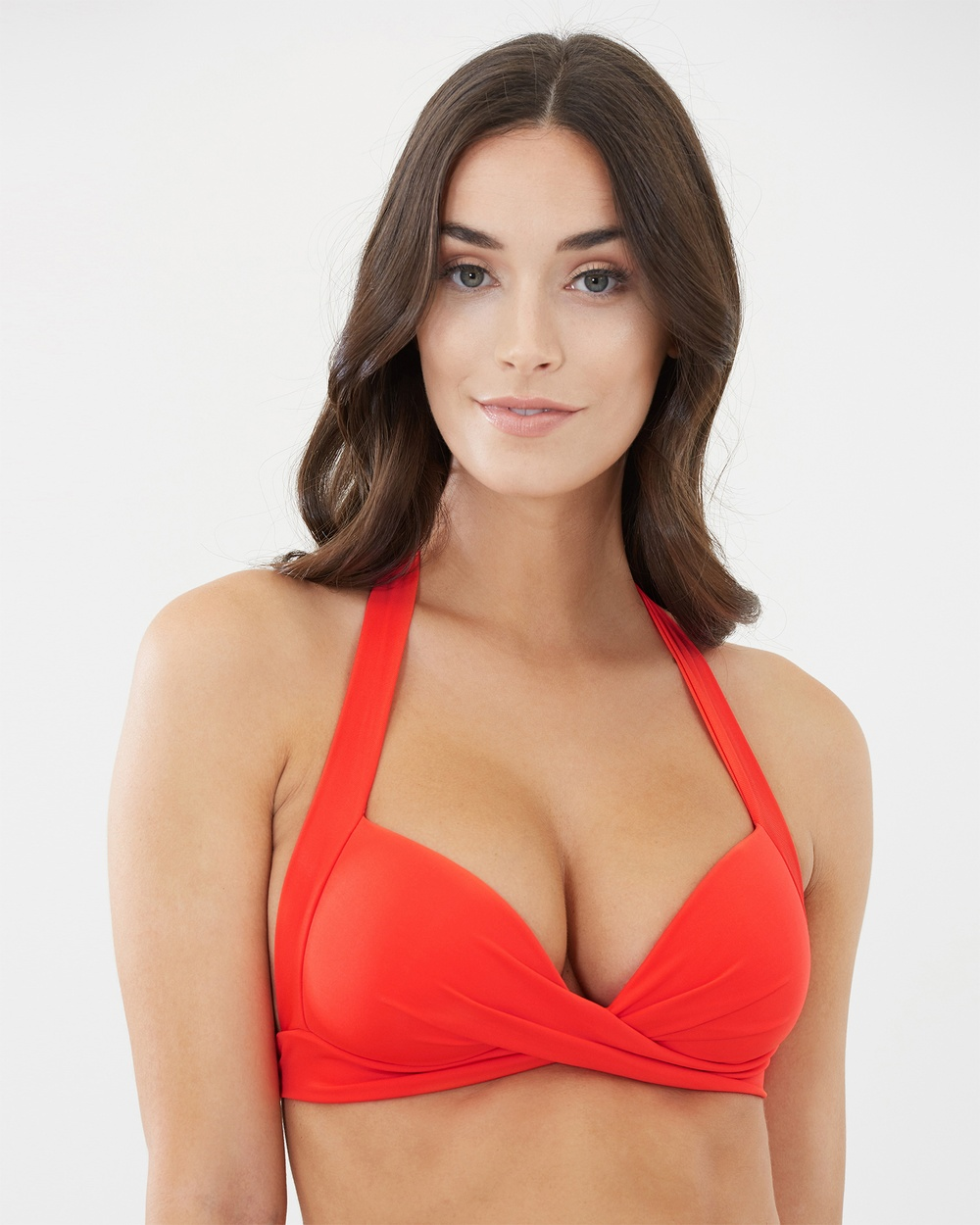 JETS Moulded Top Bikini Tops Multi Moulded Top