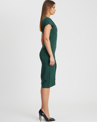 Willa Clarence Dress - Dresses (Emerald)