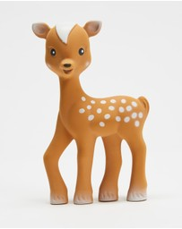 Sophie the Giraffe - Fan Fan the Fawn Toy