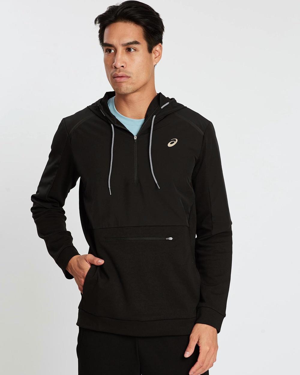 ASICS Tokyo Sportswear Anorak Men's – Coats & Jackets (Performance Black/ Performance Black) AU$160 | Clothing Factories Australia