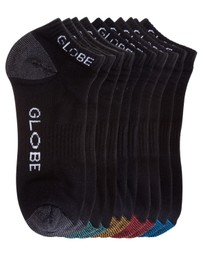 Globe - Ingles Ankle Sock 5 Pack