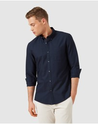 French Connection - Oxford Regular Fit Shirt