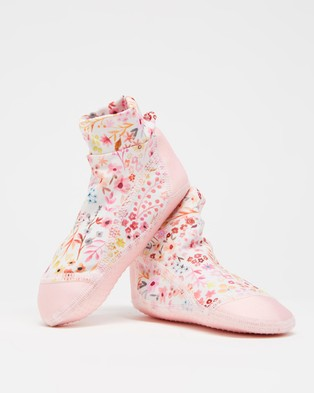 Bebe by Minihaha Ruby Swim Shoes Socks & Tights Ruby Pink