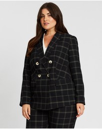 DP Curve - Edit Check Blazer