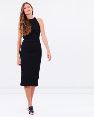 Third Form – Drawn In Dress – Dresses (Black)