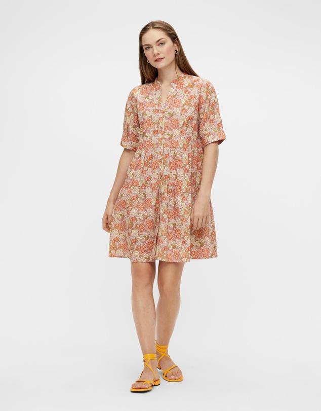 Women Dowa Shirt Dress