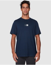 RVCA - Upside Short Sleeve Tee