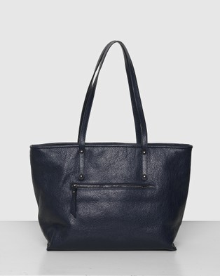 BEE Leather bags