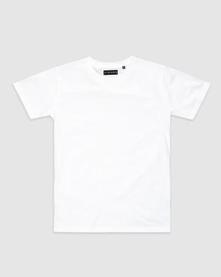 Stock & Co. - 6 Pack Stock Tee   Teens - T-Shirts & Singlets (MULTI) 6-Pack Stock Tee - Teens