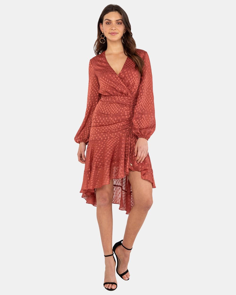 Rodeo Show Alexander Dress Dresses Russet Alexander Dress