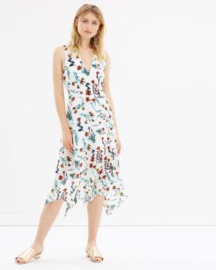 Buy LIFEwithBIRD - Santa Anita Dress - Bridesmaid Dresses (Multi colour) -  shop LIFEwithBIRD dresses online