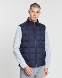 J.Crew - Box Quilted Vest