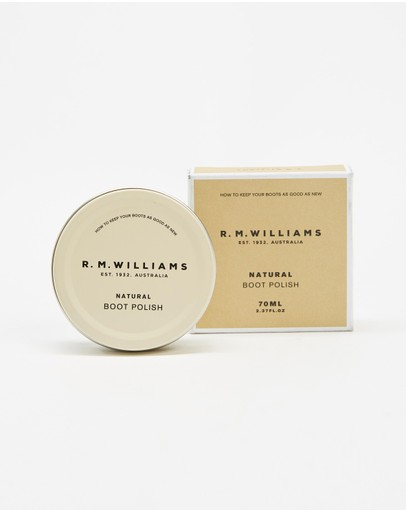R.M.Williams - Stockman's Boot Polish