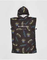 Rip Curl - Adjustable Hooded Towel - Kids-Teens