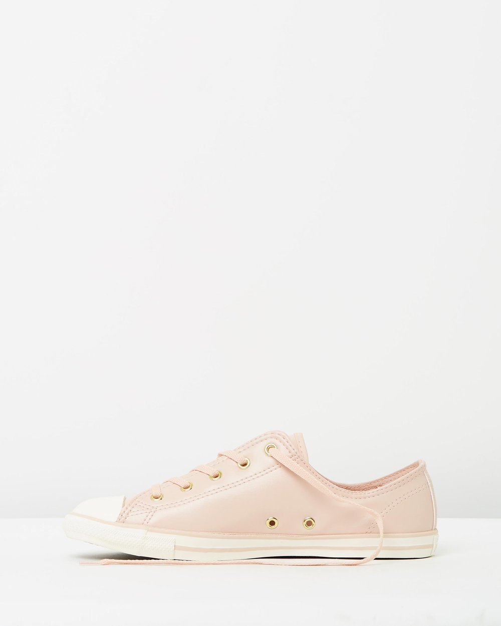 4414c93194a632 Converse Chuck Taylor Women s All Star Dainty Leather Ox by Converse Online