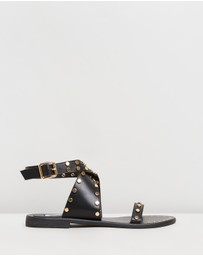 Dazie - Campbell Studded Sandals