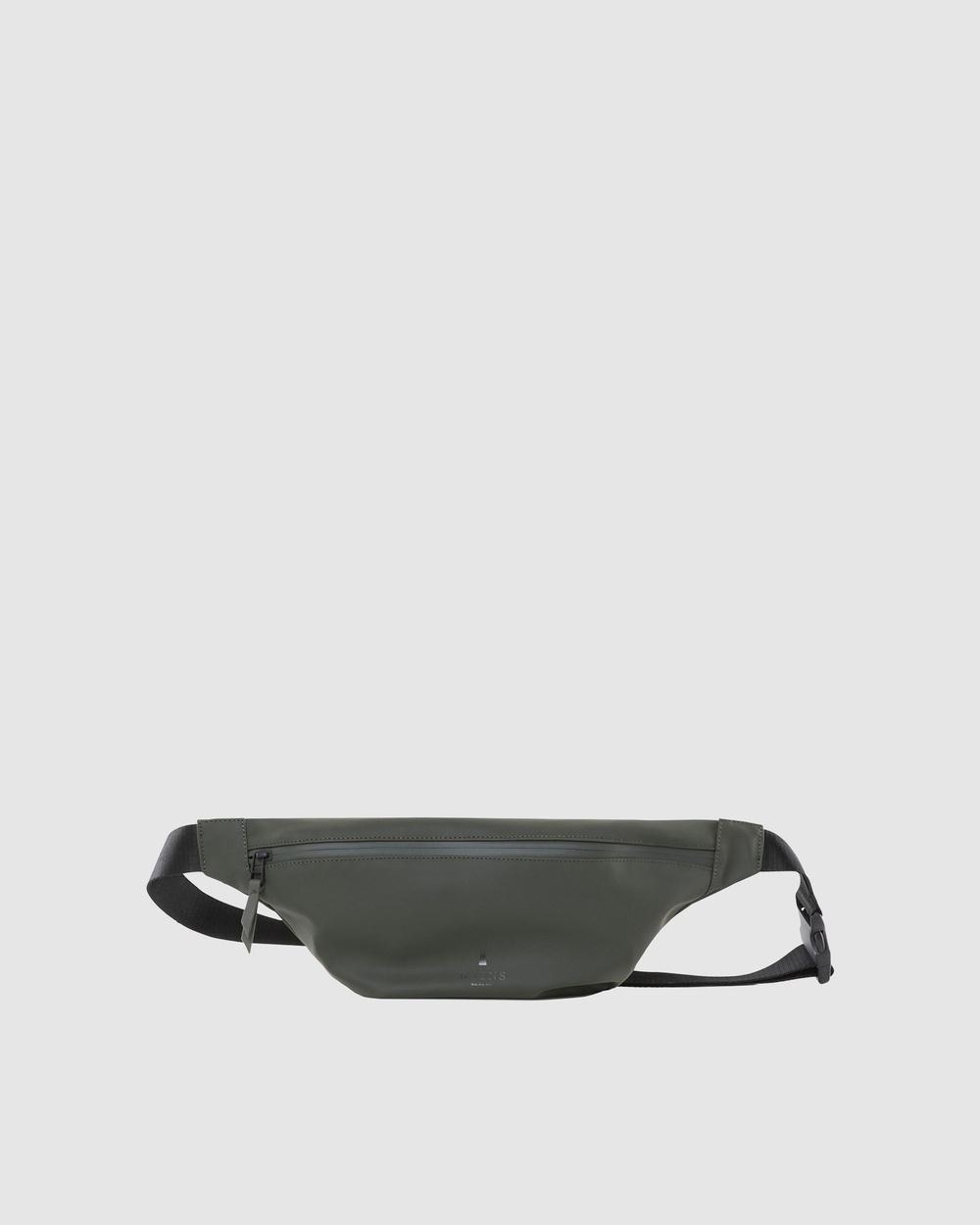 RAINS Bum Bag Bags Green
