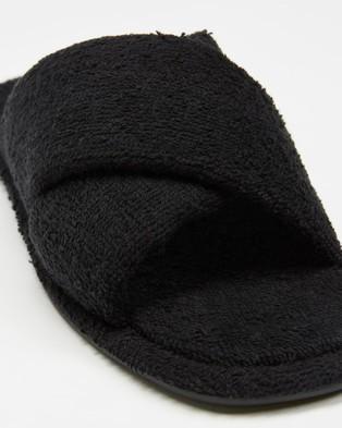 Senso Inka IV - Slippers & Accessories (Ebony)