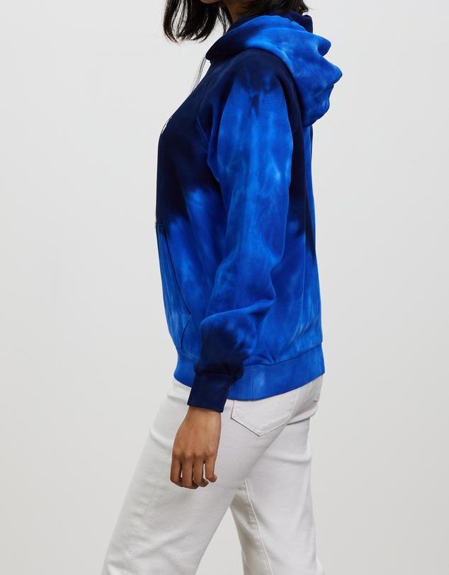 Women Tie-Dye Long Sleeve Hoodie