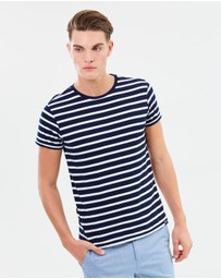 Scotch & Soda - Classic Crew-Neck Tee