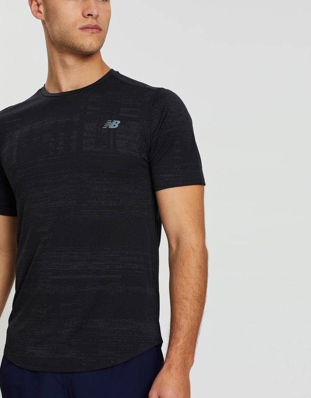 New Balance - Q Speed Breathe Short Sleeve Tee