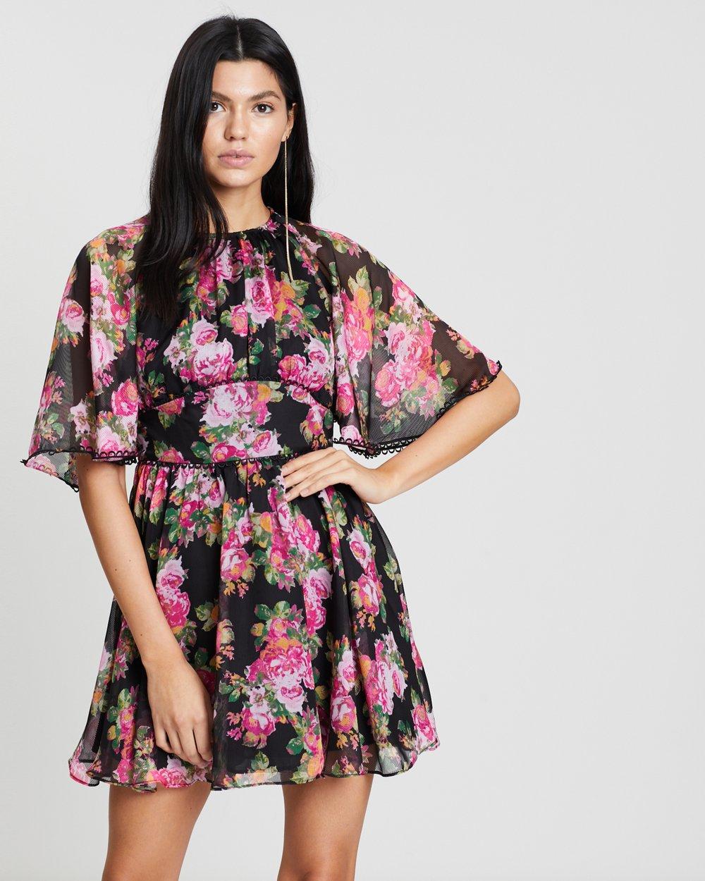 e4b66f872be Oblivion Mini Dress by Keepsake the Label Online