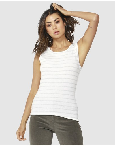 Betty Basics - Isla Rib Tank