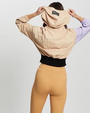 Missguided Colour Block Boxy Jacket - Coats & Jackets (Multi)
