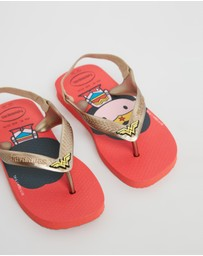 Havaianas - New Herois Wonder Woman - Babies