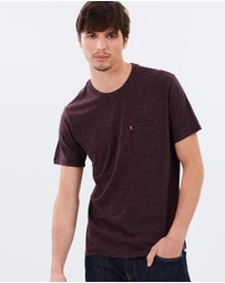 Levi's - SS Sunset Pocket Tee