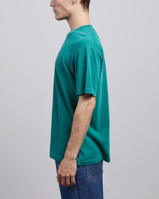 Afends Create Destroy Retro Fit Tee - T-Shirts & Singlets (Mully)