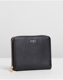 DKNY - Bryant Small Zip-Around Wallet
