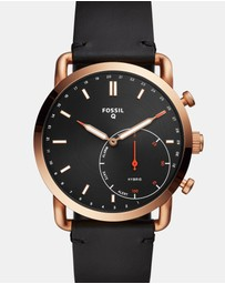 Fossil - Q Commuter Black Hybrid Smartwatch
