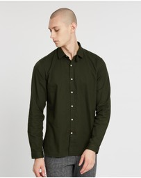 Oliver Spencer - Clerkenwell Tab Shirt