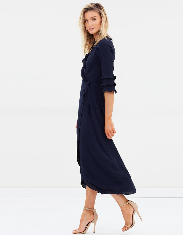 Cooper St - Bridgette Maxi Wrap Dress