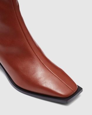 Therapy - Sierra - Boots (Tan) Sierra