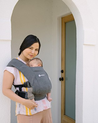 Ergobaby Ergobaby Embrace Carrier - All Baby Carriers (Heather Grey)