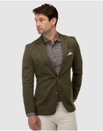 Brooksfield - Herringbone Blazer
