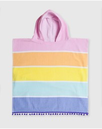 Hooded Fouta Towel - Kids