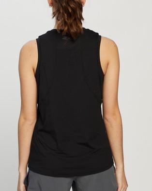 2XU XCTRL Mesh Singlet - Muscle Tops (Black)